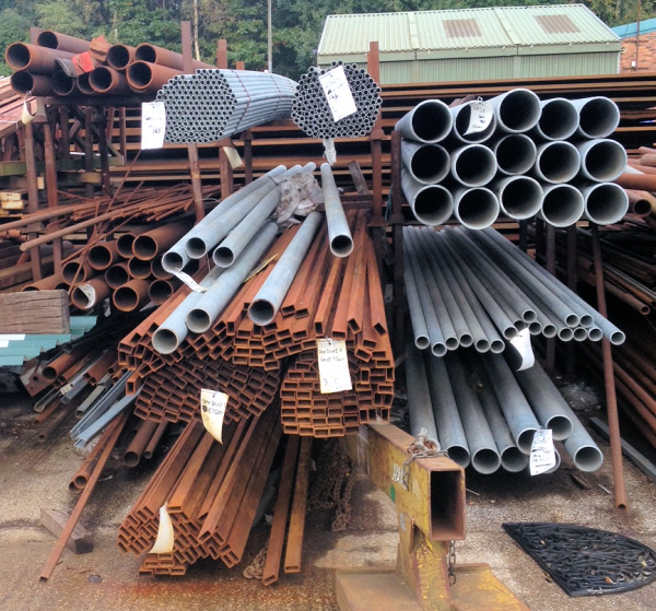 7 600 Mtrs 26 9mm Diameter Steel Tube Pipe 3mm Thick